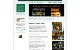 Parthenon Garden Buffet